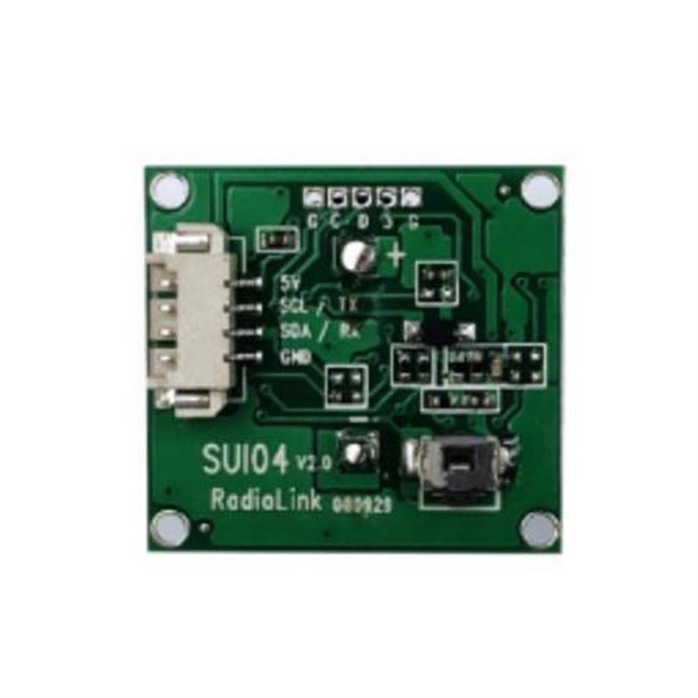 multi-rotor-parts RadioLink Ultrasonic Sensor SUI04 Obstacle Avoidance Module for Pixhawk / Mini PIX Flight Controller RC1429485 2