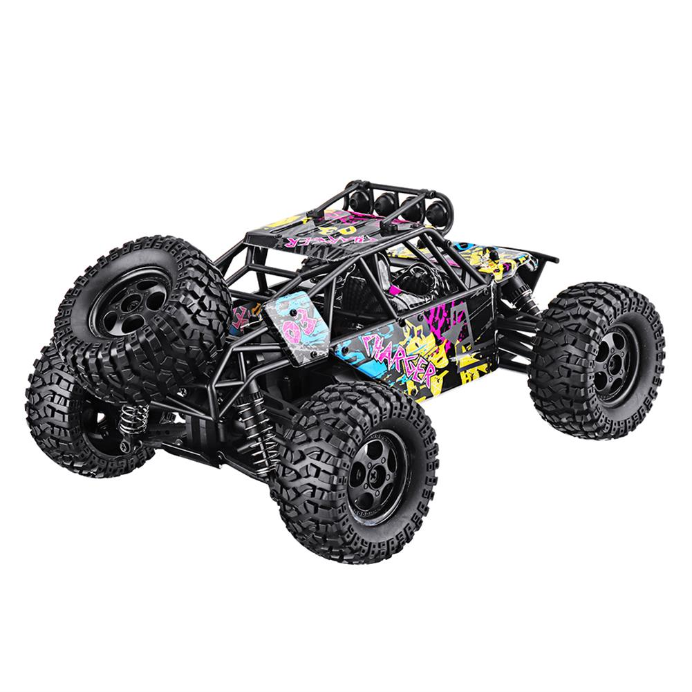 rc-cars G173 1/16 2.4G 4WD Independent Suspension 40km/h High Speed RC Car Buggy RC1429780 2