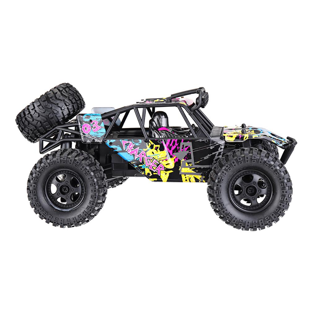 rc-cars G173 1/16 2.4G 4WD Independent Suspension 40km/h High Speed RC Car Buggy RC1429780 3
