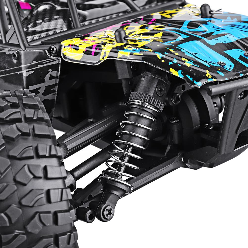 rc-cars G173 1/16 2.4G 4WD Independent Suspension 40km/h High Speed RC Car Buggy RC1429780 8