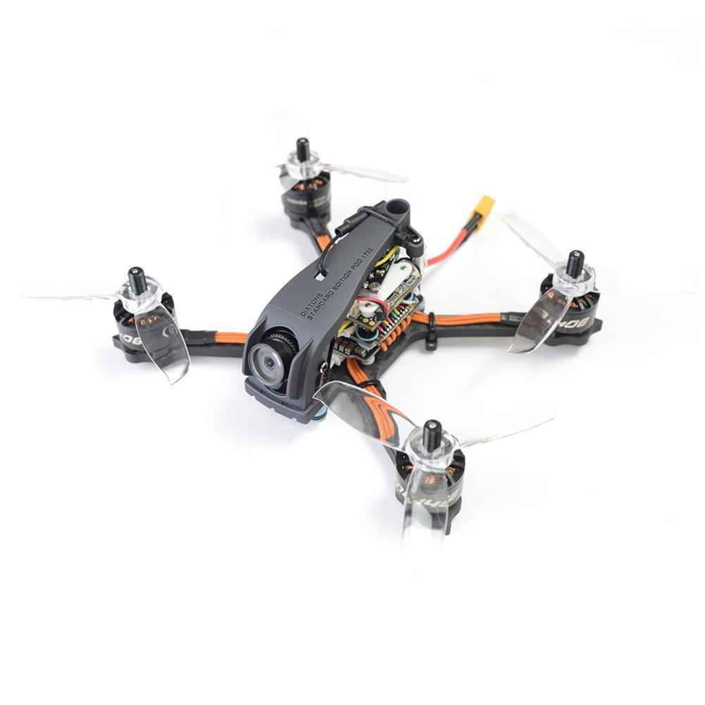 fpv-racing-drones Diatone 2019 GT R349 HD MK2 Edition 135mm 3 Inch 4S FPV Racing RC Drone PNP F4 25A CADDX Turtle V2 TX200 VTX RC1437286