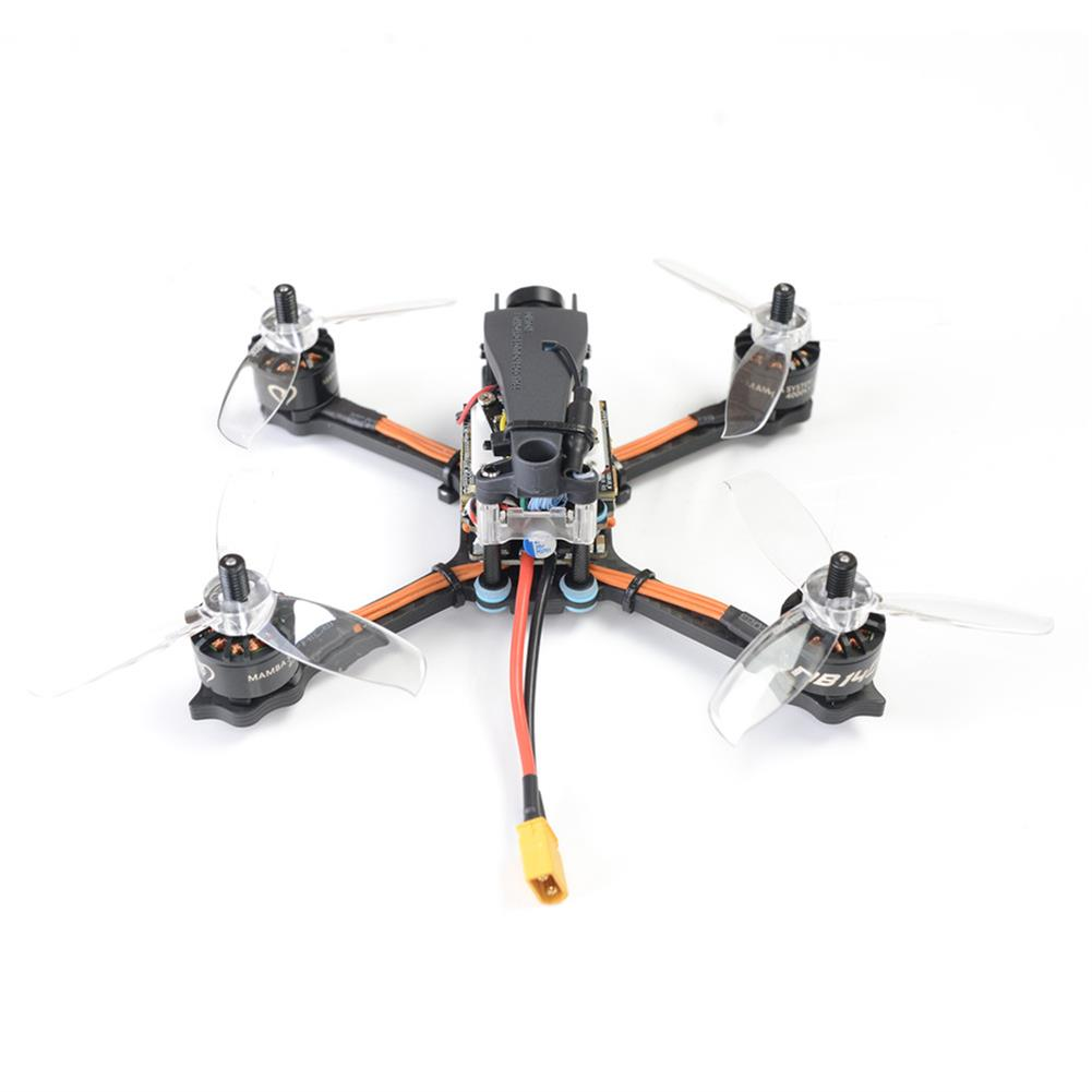 fpv-racing-drones Diatone 2019 GT R349 HD MK2 Edition 135mm 3 Inch 4S FPV Racing RC Drone PNP F4 25A CADDX Turtle V2 TX200 VTX RC1437286 3