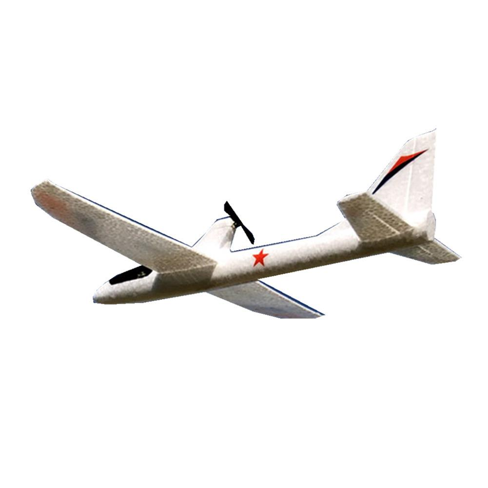rc-airplanes 360mm Wingspan EPP LED Electric RC Airplane Hand Throwing Glider Kids Toys RC1438679 1