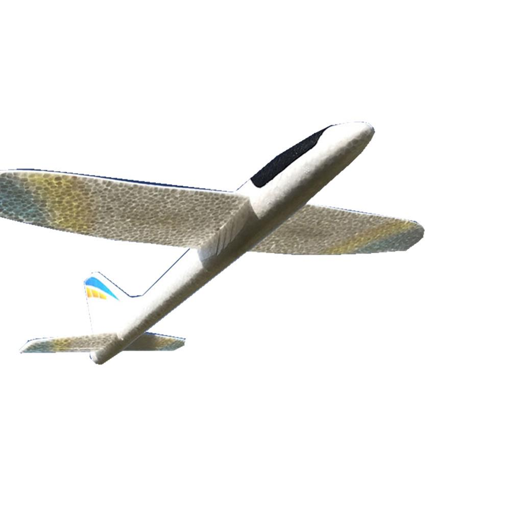 rc-airplanes 360mm Wingspan EPP LED Electric RC Airplane Hand Throwing Glider Kids Toys RC1438679 2