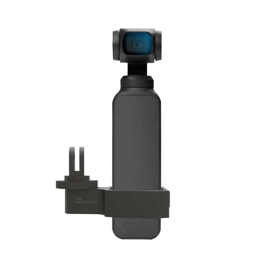 fpv-system 1/4 3/8 Thread Gimbal Expansion Bracket Clamp Holder For DJI OSMO Pocket GoPro Camera Connection Accessories RC1438685