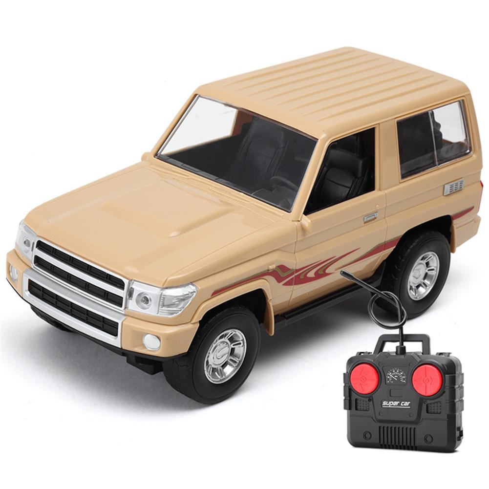 rc-cars 830 1/16 27MHZ Simulation Rc Car Off-Road Vehicle RTR w/ LED Light Toys RC1439205 3
