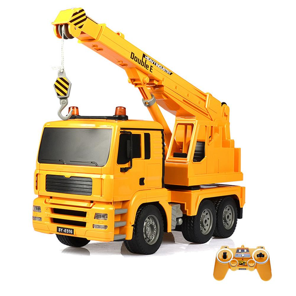 rc-cars Double E E516-003 1/20 RC Car Engineering Crane With Music Light RC1442321