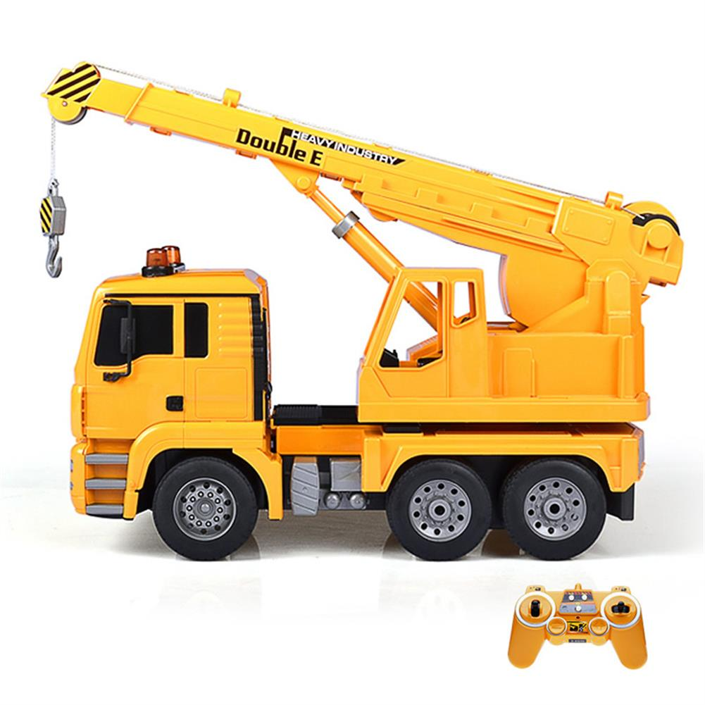 rc-cars Double E E516-003 1/20 RC Car Engineering Crane With Music Light RC1442321 2