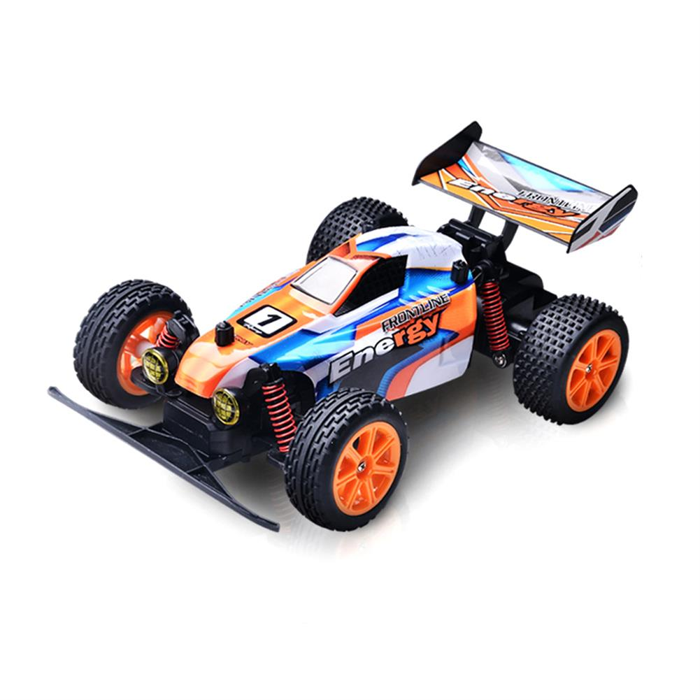 rc-cars 1/16 2.4G RC Car Crawler 20km/h With Head Light Proportional Control Toy PVC RC1443578
