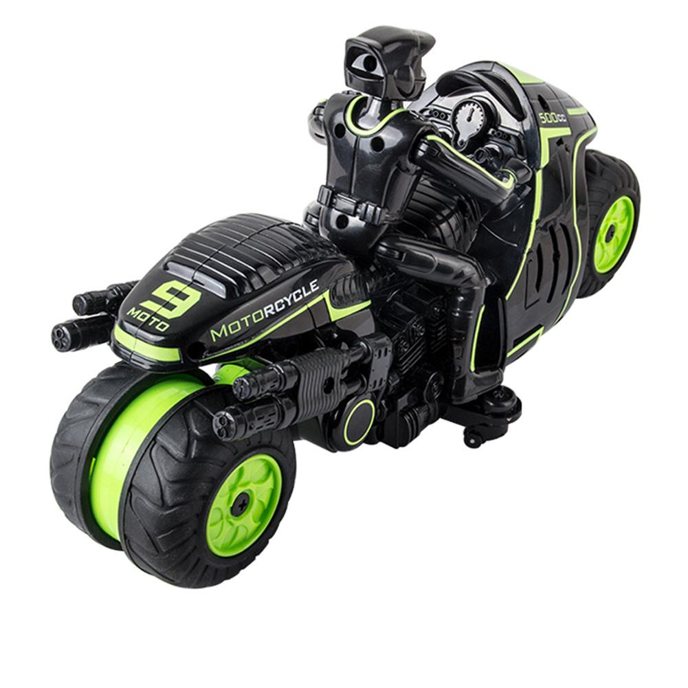 rc-motorcycle JDRC SY003 1/18 2.4G Rc Car Side-row Drift Stunt Motorcycle Support Multi-player RTR Toys RC1446824 2