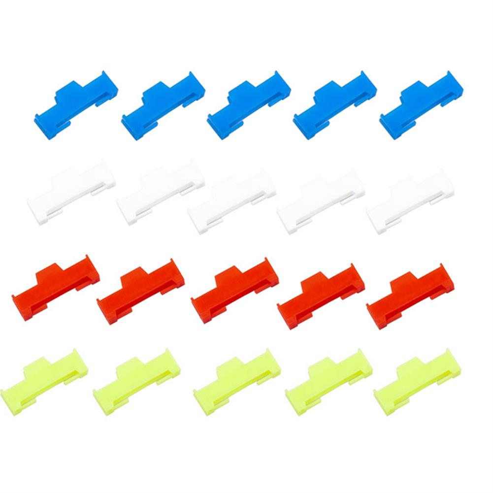 rc-servos 20PCS RJX Servo Extension Safety Clip Cable Buckle For RC Models RC1451405