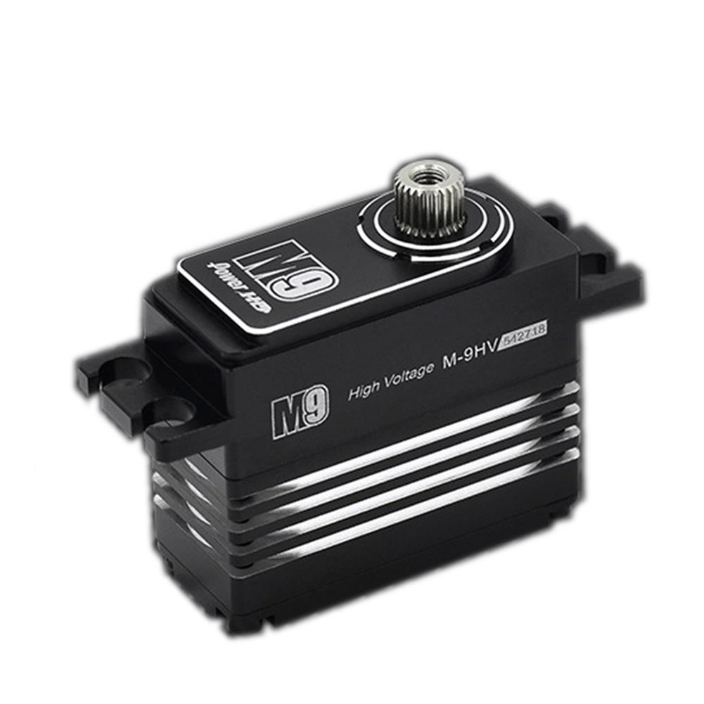 rc-servos Power HD M9 Digital Servo Coreless Metal Gear For 1/12 Pancar Compatible 500 RC Helicopter Mono1 RC Boat RC1454012