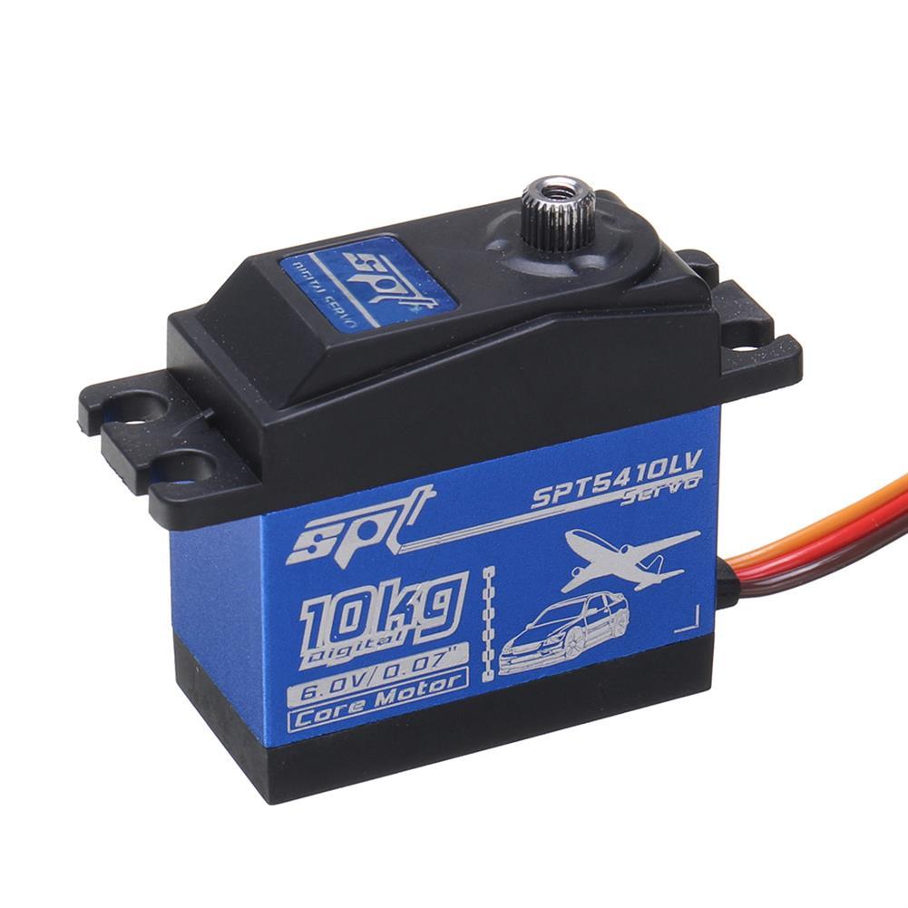 rc-servos SPT Servo SPT5410LV Digital Servo 90 10KG Iron Core Metal Gear For 1:10 RC Car RC Models RC1461108