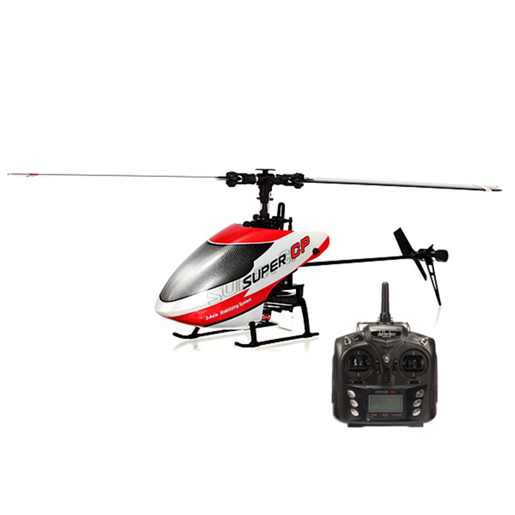 rc-helicopter Walkera Super CP 6CH 3D Helicopter With DEVO 7E RC59454