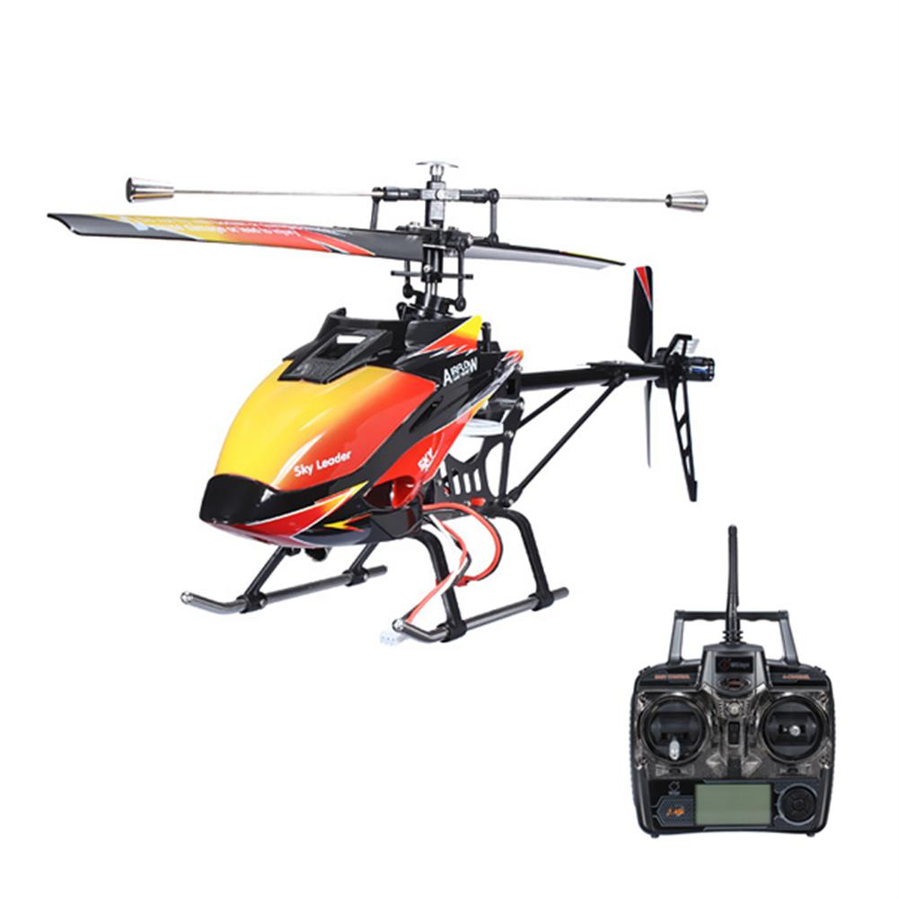 rc-helicopter WLtoys V913 Brushless Version 2.4G 4CH RC Helicopter RTF RC922662