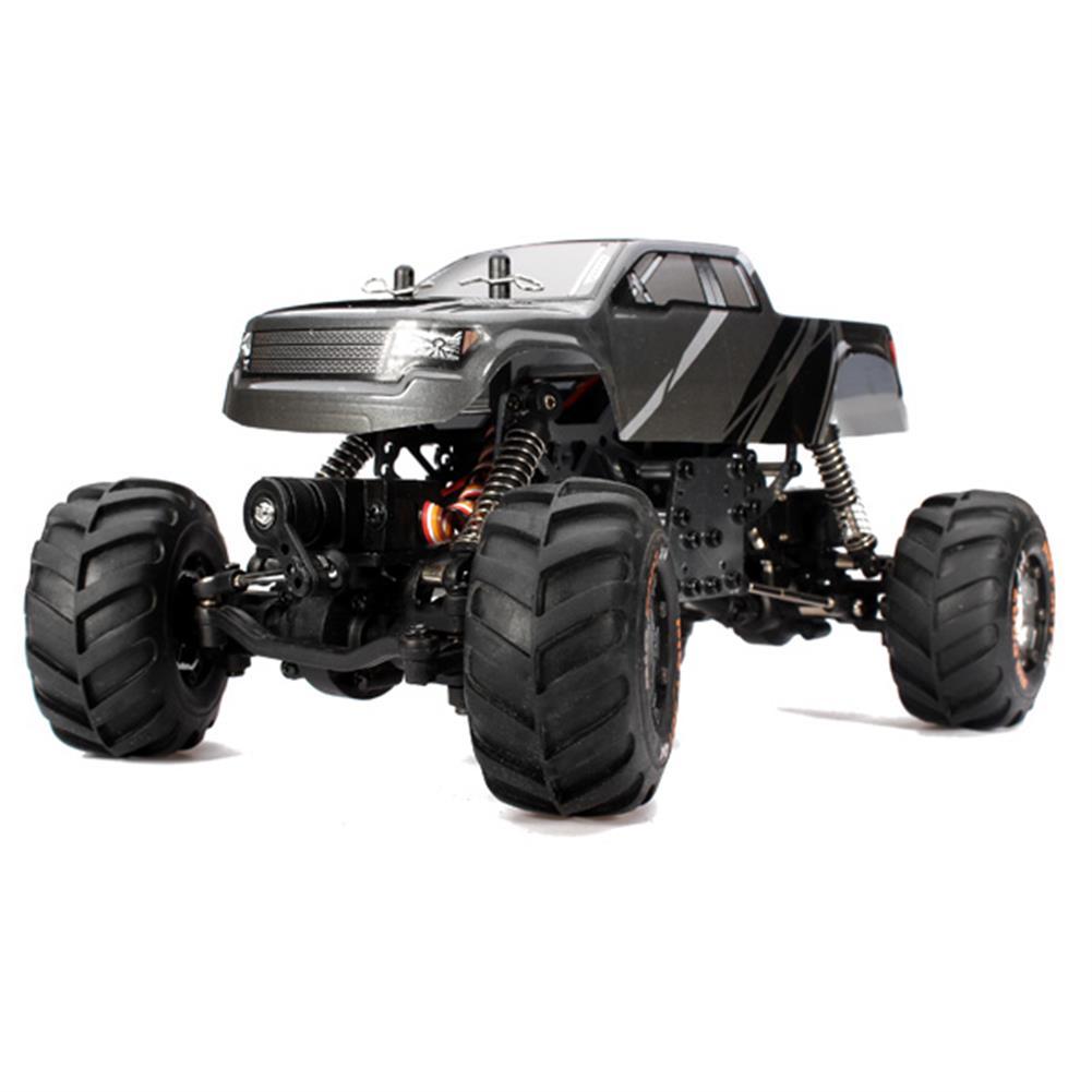 rc-cars HBX 2098B 1/24 4WD Mini RC Climber/Crawler Metal Chassis RC932834 3