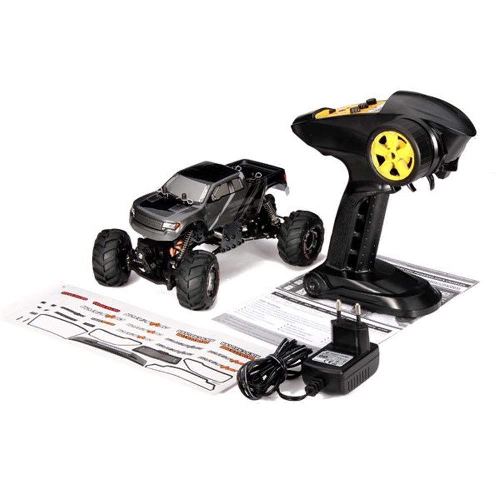 rc-cars HBX 2098B 1/24 4WD Mini RC Climber/Crawler Metal Chassis RC932834 4