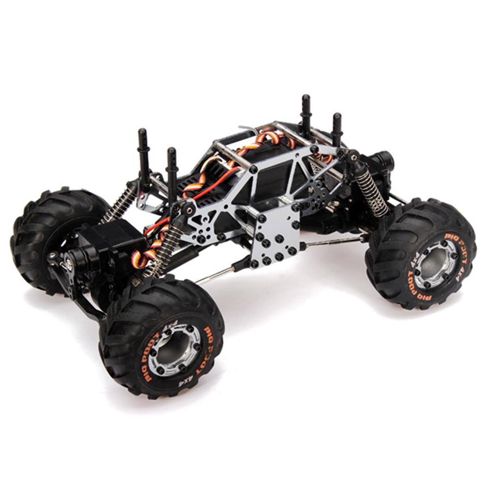 rc-cars HBX 2098B 1/24 4WD Mini RC Climber/Crawler Metal Chassis RC932834 6