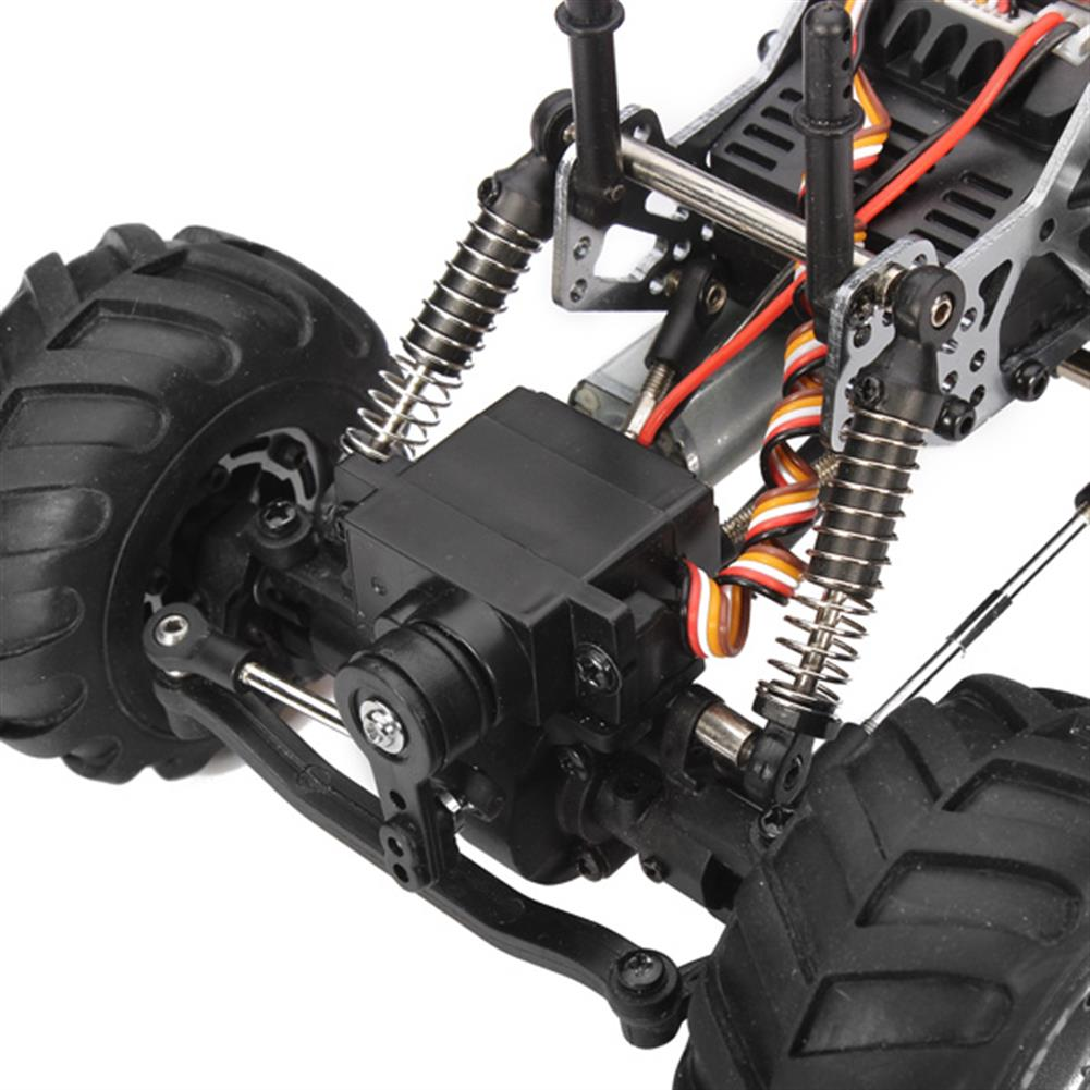 rc-cars HBX 2098B 1/24 4WD Mini RC Climber/Crawler Metal Chassis RC932834 7