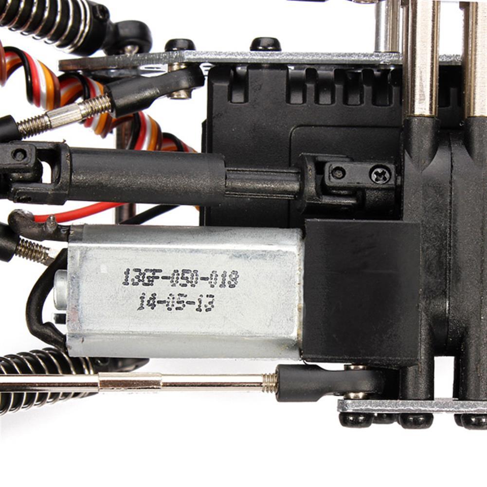 rc-cars HBX 2098B 1/24 4WD Mini RC Climber/Crawler Metal Chassis RC932834 9