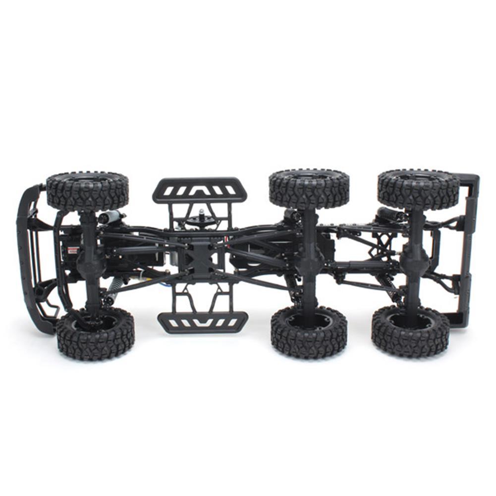 rc-cars HG P601 1/10 2.4G 6WD RC Crawler RTR RC969752 5