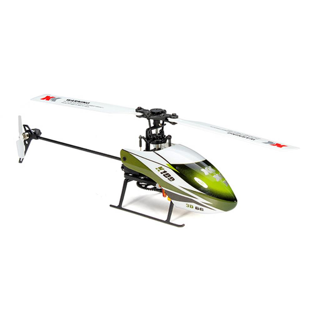 rc-helicopters XK K100 Falcom 6CH Flybarless 3D6G System RC Helicopter RTF RC974728 1