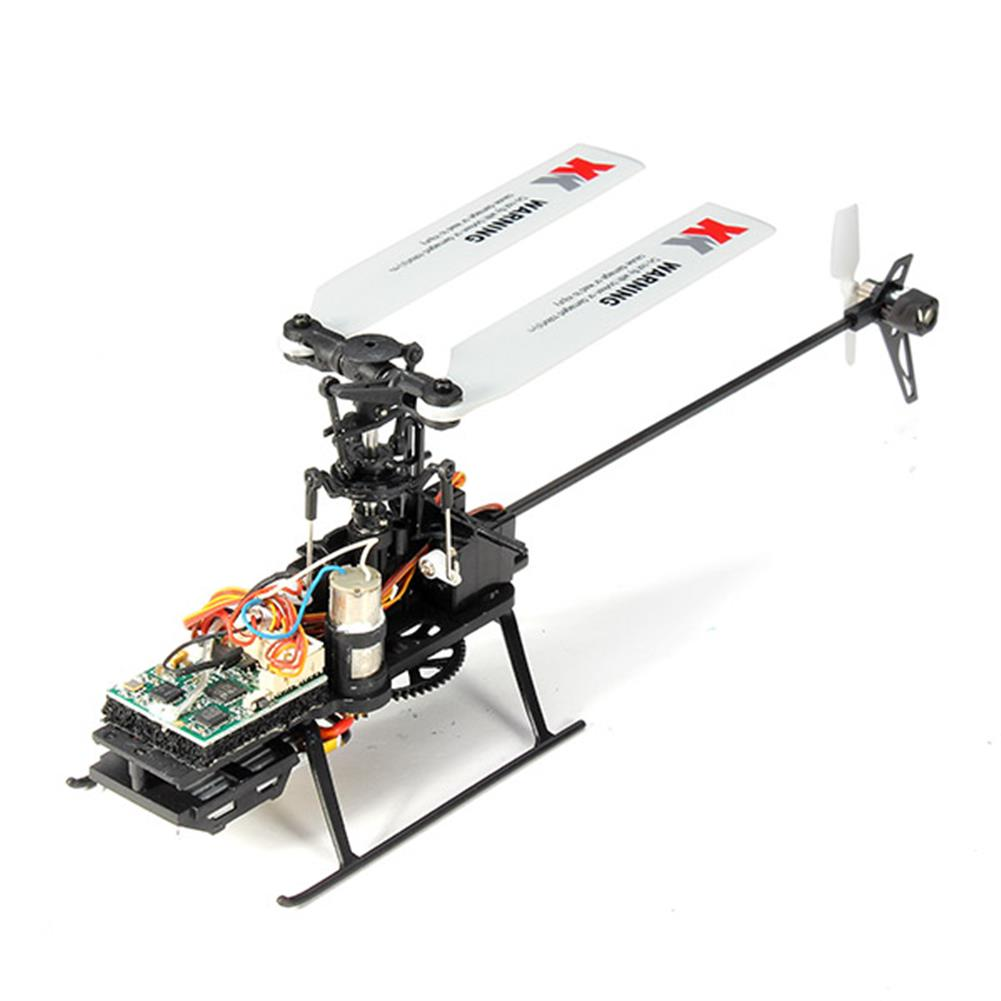 rc-helicopters XK K100 Falcom 6CH Flybarless 3D6G System RC Helicopter RTF RC974728 4