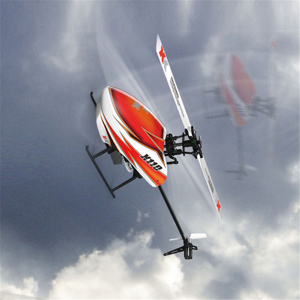 rc-helicopters XK K110 Blast 6CH Brushless 3D6G System RC Helicopter RTF RC974729 5
