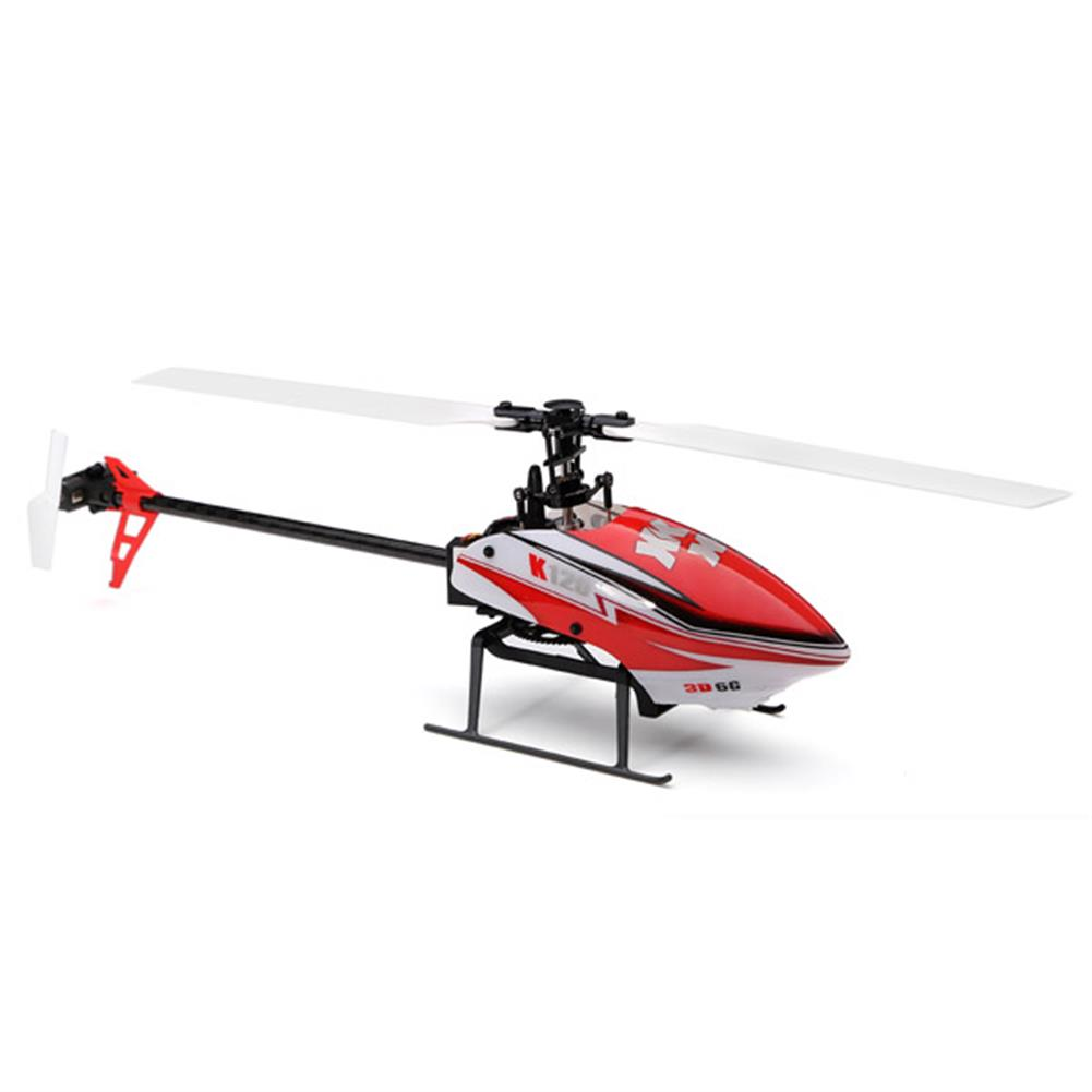 rc-helicopters XK K120 Shuttle 6CH Brushless 3D6G System RC Helicopter RTF RC974730 2