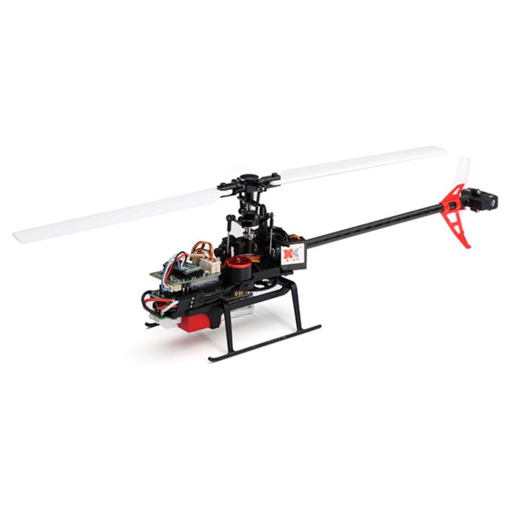 rc-helicopters XK K120 Shuttle 6CH Brushless 3D6G System RC Helicopter RTF RC974730 3