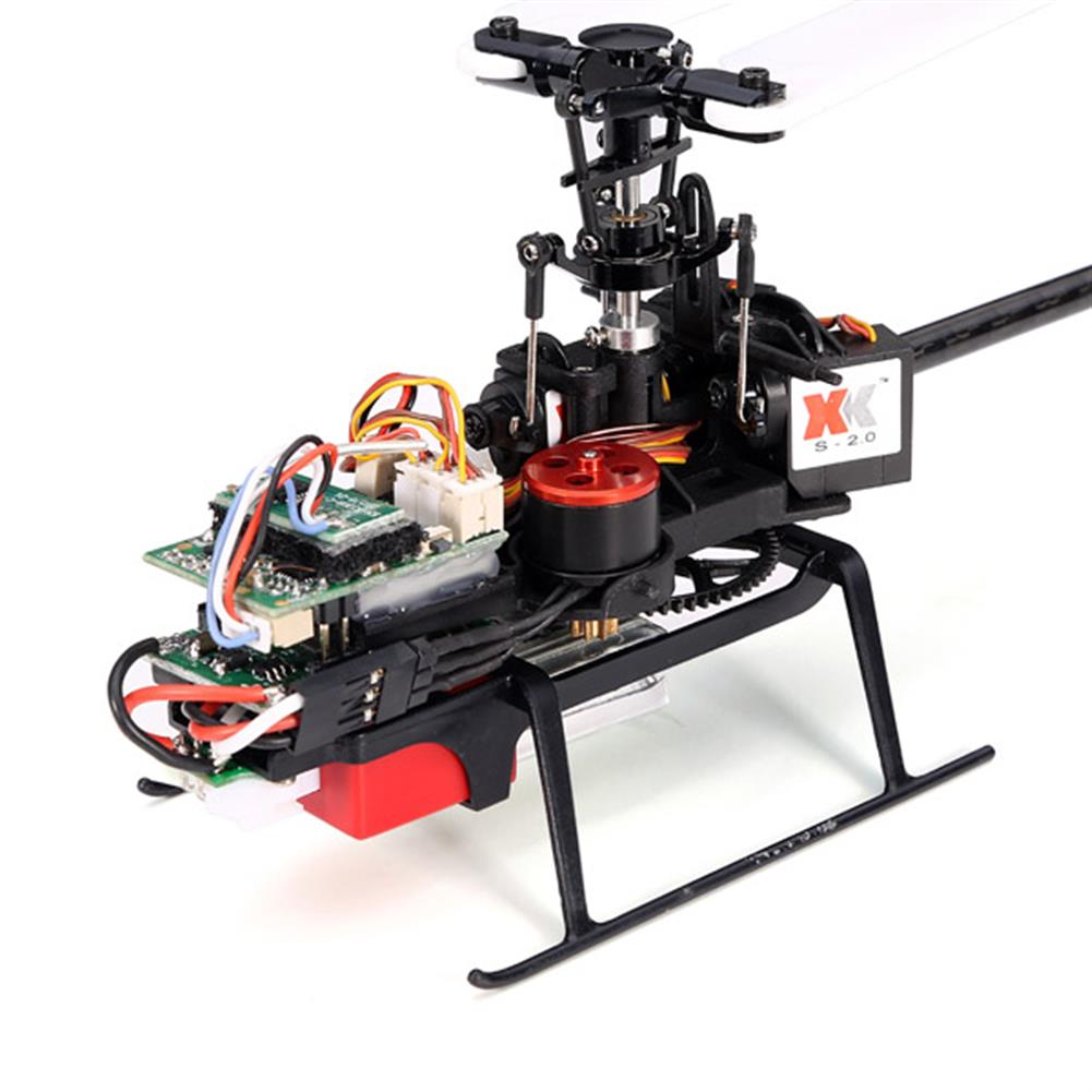 rc-helicopters XK K120 Shuttle 6CH Brushless 3D6G System RC Helicopter RTF RC974730 5