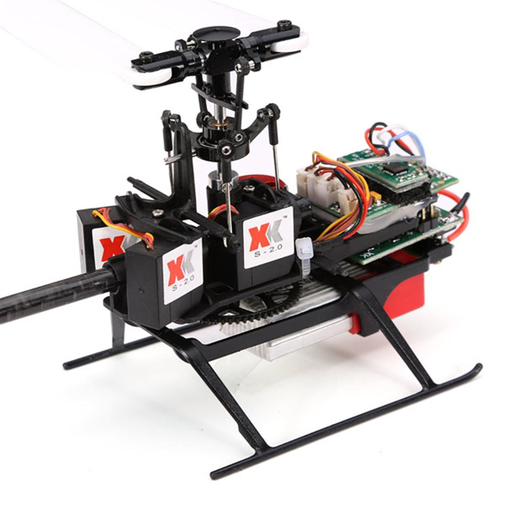 rc-helicopters XK K120 Shuttle 6CH Brushless 3D6G System RC Helicopter RTF RC974730 7