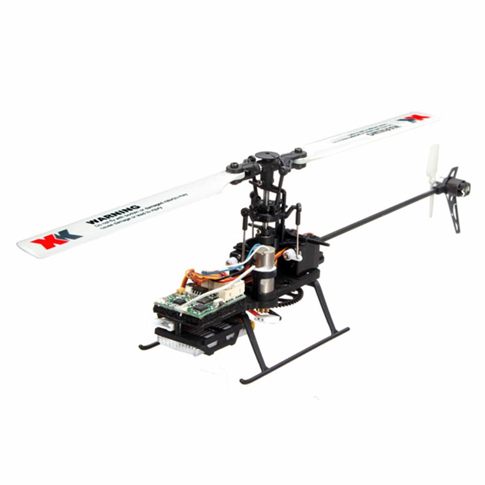 rc-helicopters XK K100 Falcom 6CH Flybarless 3D6G System RC Helicopter BNF RC976340 5