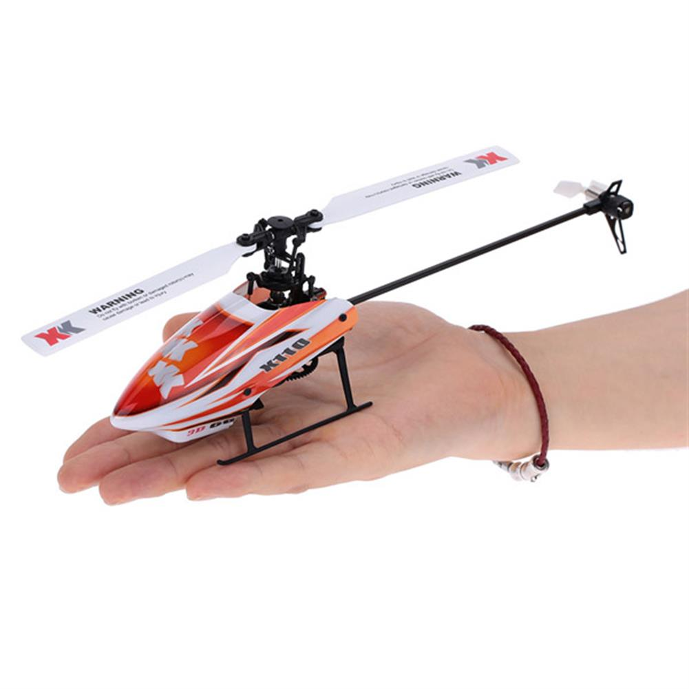 rc-helicopters XK K110 Blast 6CH Brushless 3D6G System RC Helicopter BNF RC976341 2