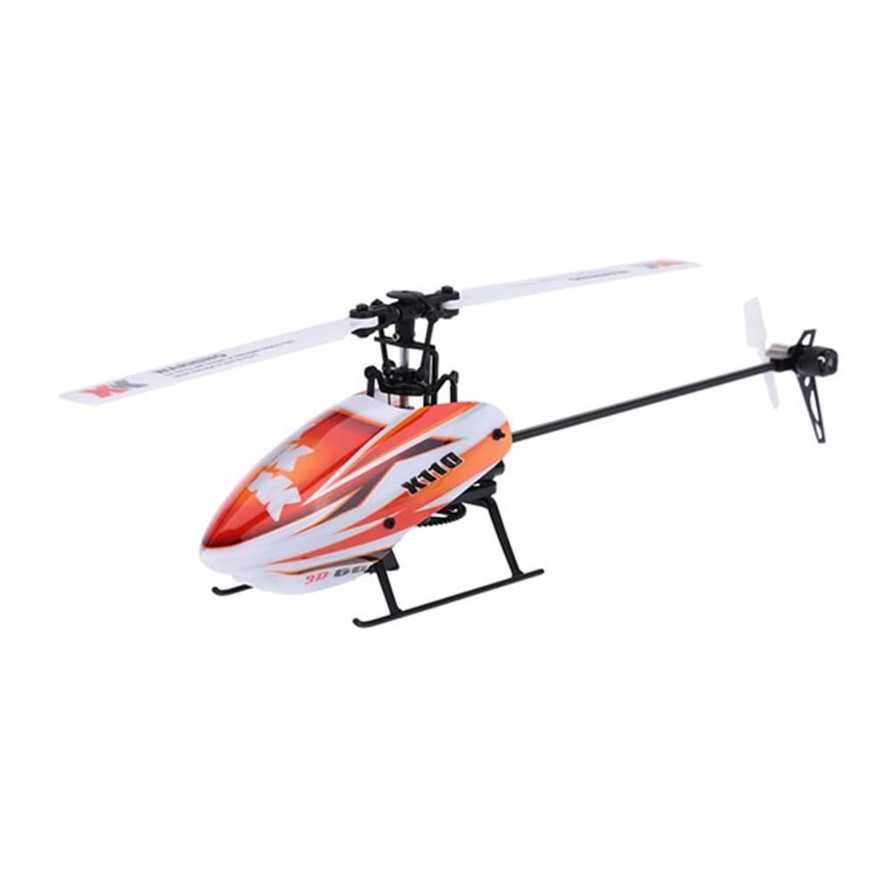 rc-helicopters XK K110 Blast 6CH Brushless 3D6G System RC Helicopter BNF RC976341 4