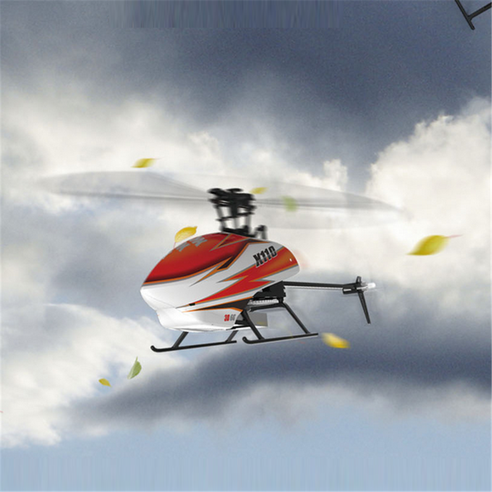 rc-helicopters XK K110 Blast 6CH Brushless 3D6G System RC Helicopter BNF RC976341 7