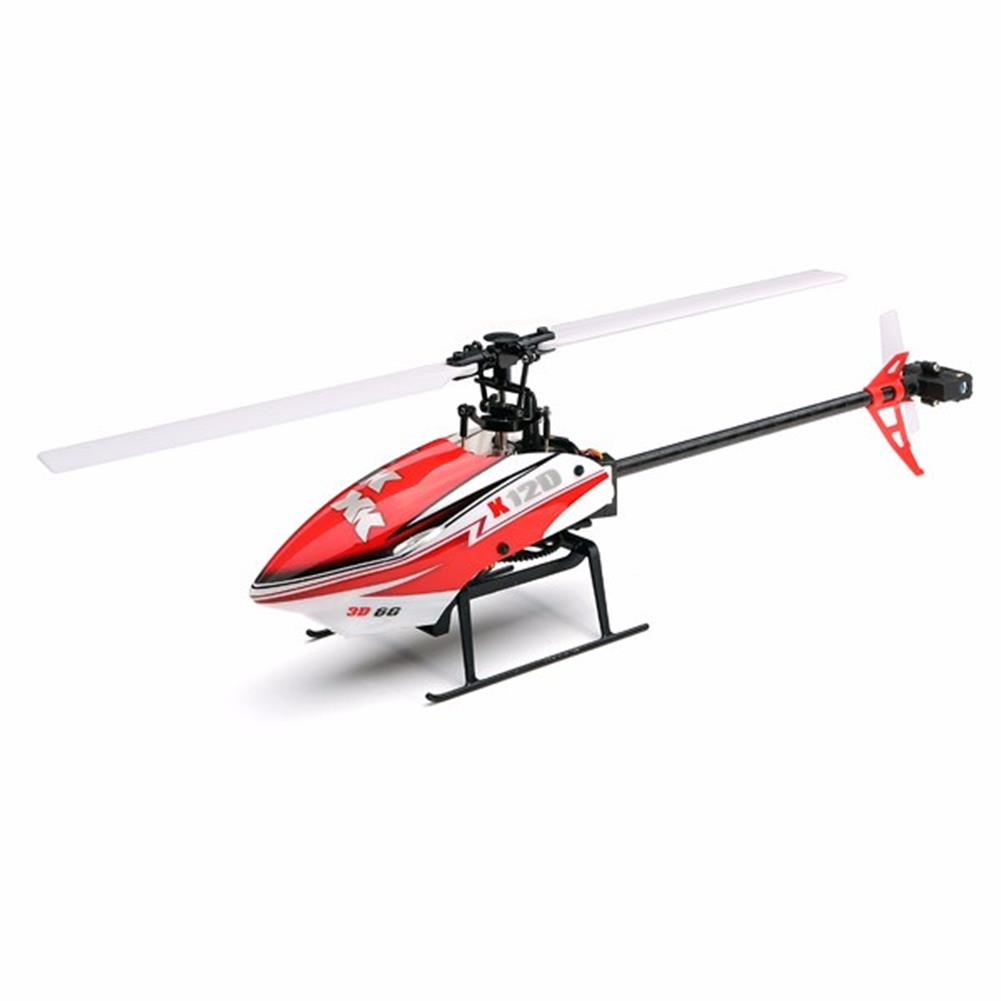 rc-helicopters XK K120 Shuttle 6CH Brushless 3D6G System RC Helicopter BNF RC976342