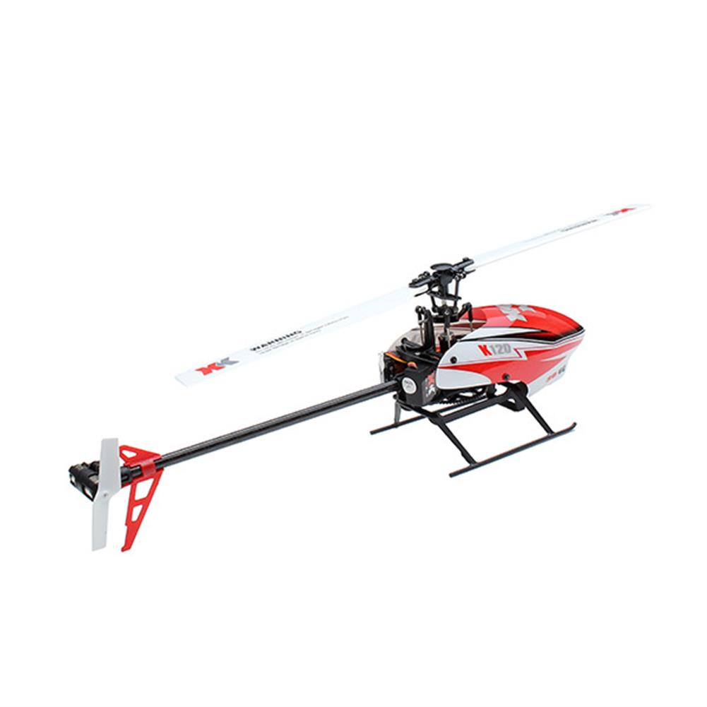 rc-helicopters XK K120 Shuttle 6CH Brushless 3D6G System RC Helicopter BNF RC976342 2