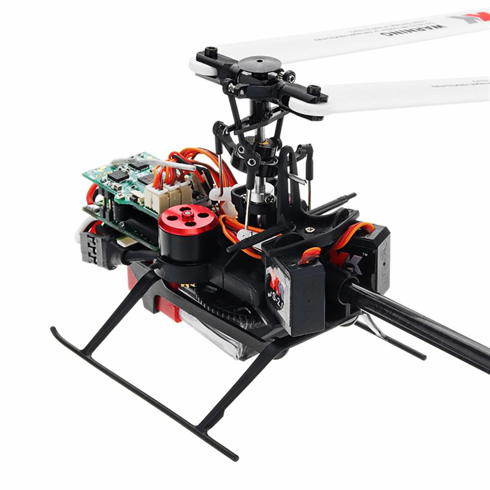 rc-helicopters XK K120 Shuttle 6CH Brushless 3D6G System RC Helicopter BNF RC976342 4
