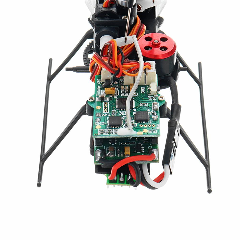 rc-helicopters XK K120 Shuttle 6CH Brushless 3D6G System RC Helicopter BNF RC976342 5