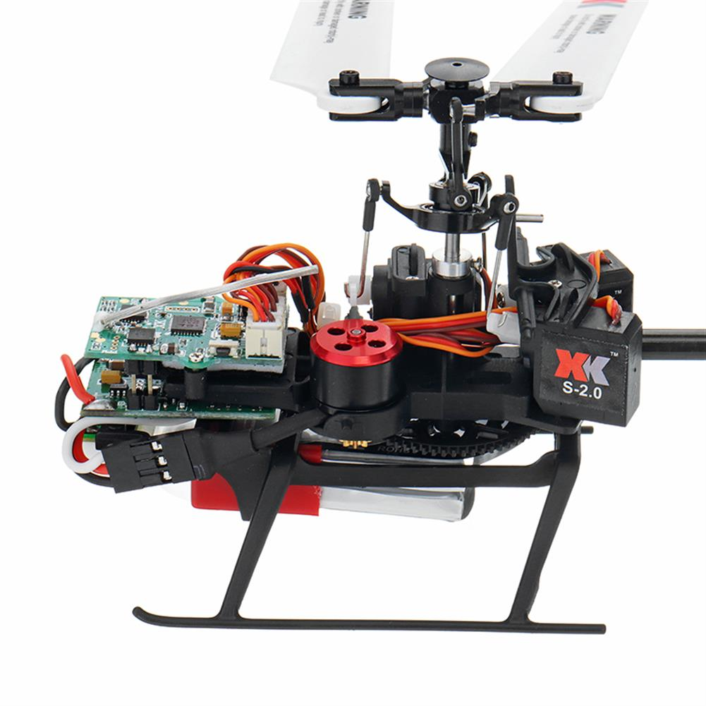 rc-helicopters XK K120 Shuttle 6CH Brushless 3D6G System RC Helicopter BNF RC976342 6