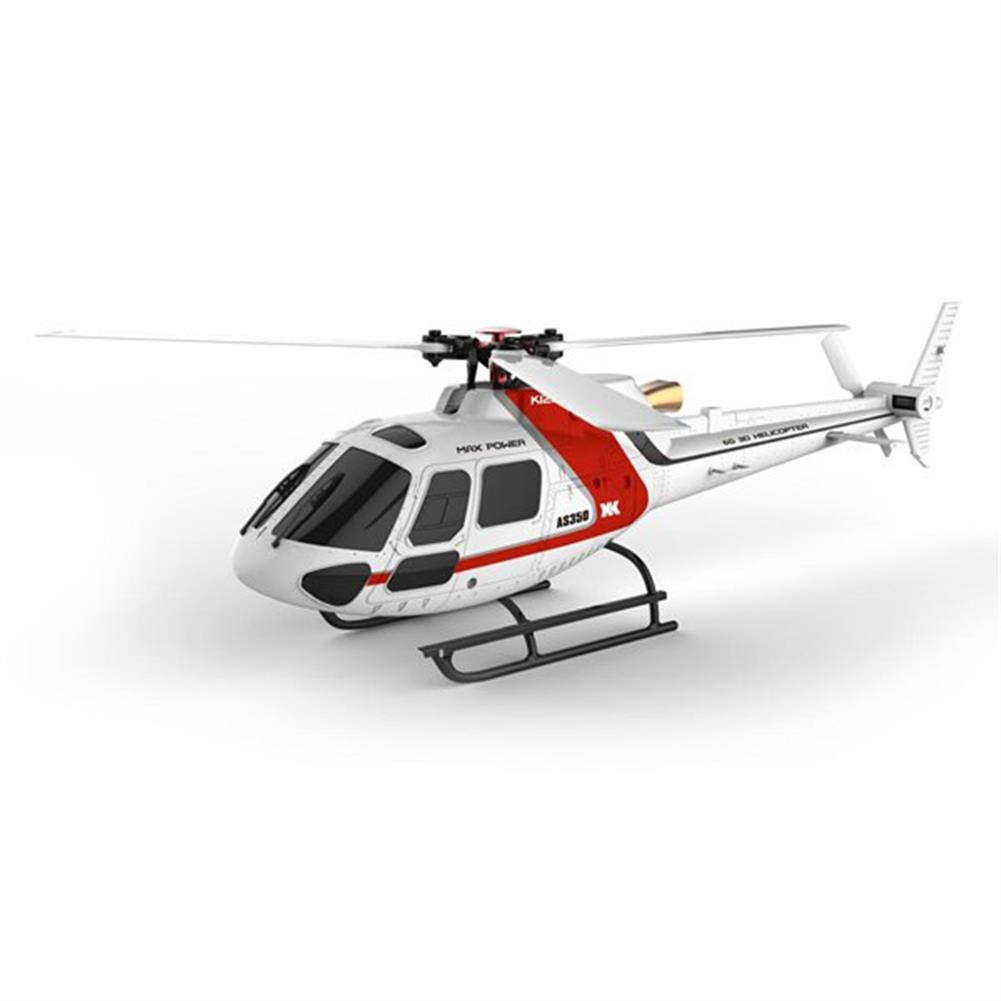 rc-helicopters XK K123 6CH Brushless AS350 Scale 3D6G System RC Helicopter BNF RC976343 1