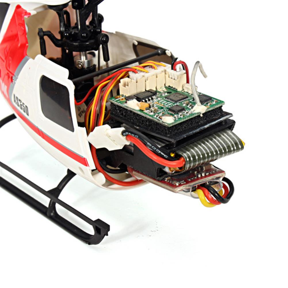 rc-helicopters XK K123 6CH Brushless AS350 Scale 3D6G System RC Helicopter BNF RC976343 7