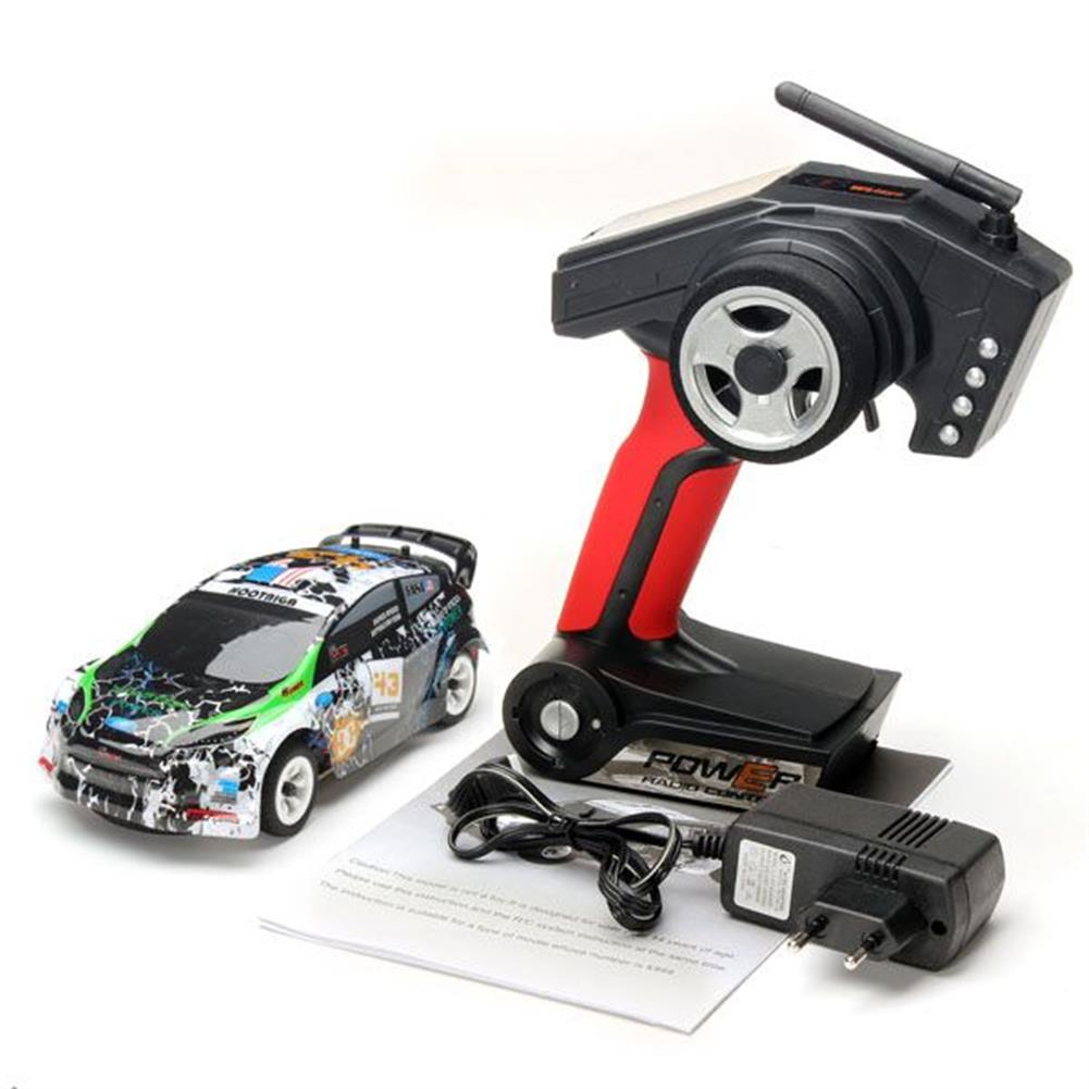 rc-cars Wltoys K989 1/28 2.4G 4WD Brushed RC Rally Car RTR RC980187 3