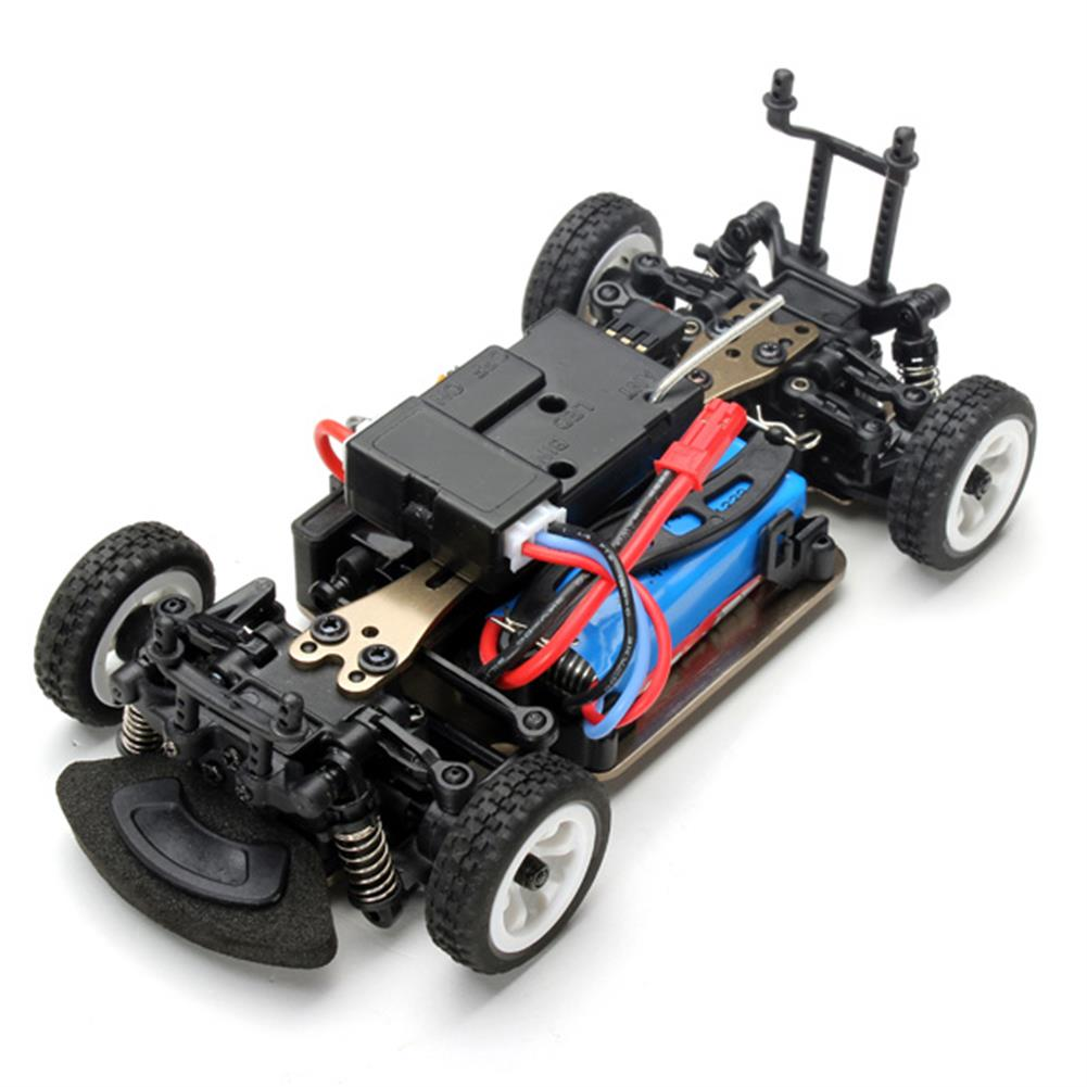 rc-cars Wltoys K989 1/28 2.4G 4WD Brushed RC Rally Car RTR RC980187 4