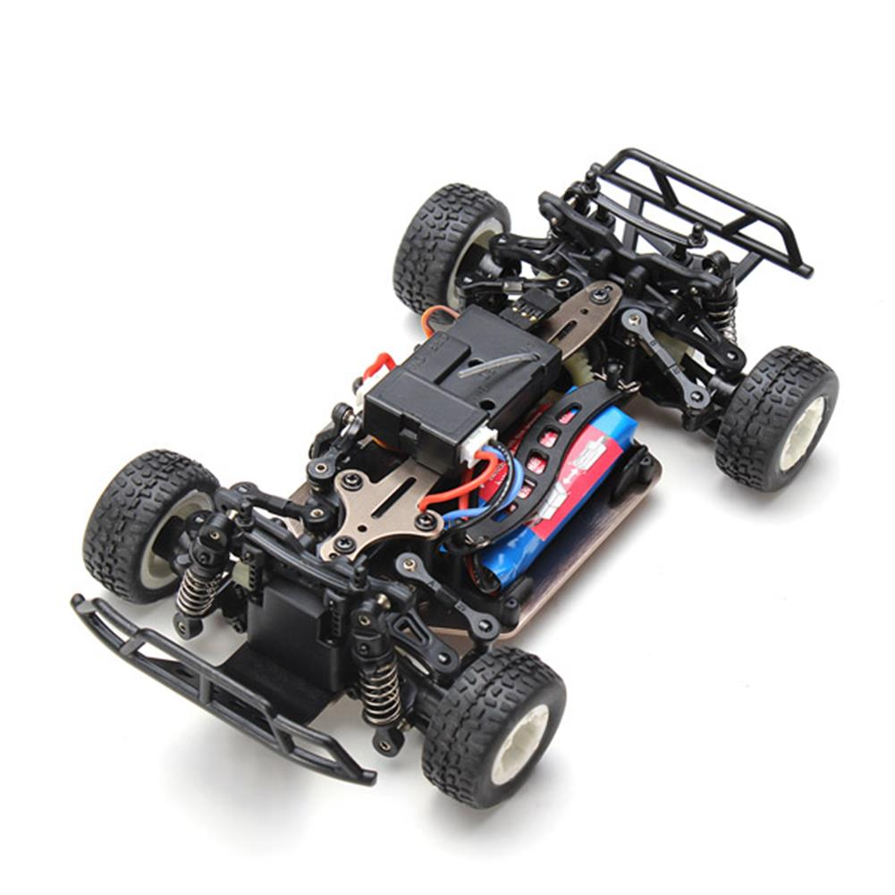 rc-cars Wltoys A232 1/24 2.4G 4WD Brushed RC Car Short Course RTR RC999867 3