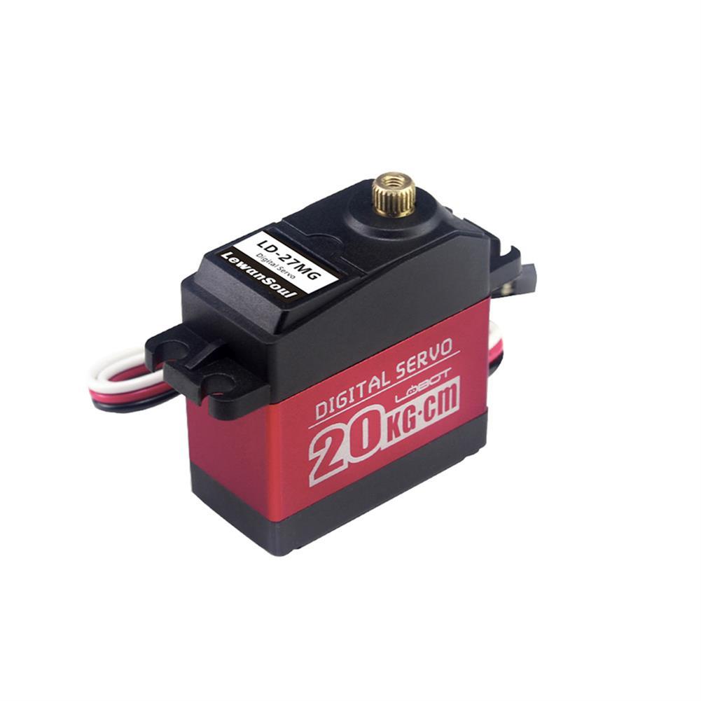 rc-servos LOBOT LD-27MG 20KG 270 Digital Servo For RC Robot RC1291021