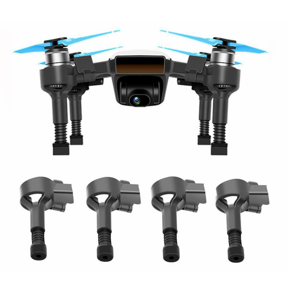 rc-quadcopter-parts Spring Landing Gear Skid Shock Absorption Protection Guard 35mm Heighten 4pcs for DJI Spark Drone RC1291750