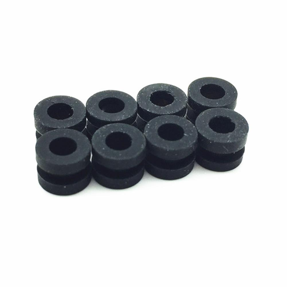 multi-rotor-parts 8 PCS HGLRC M3 Anti-vibration Washer Rubber Damping Ball for RC 30.5x30.5mm F3 F4 Flight Controller RC1293303
