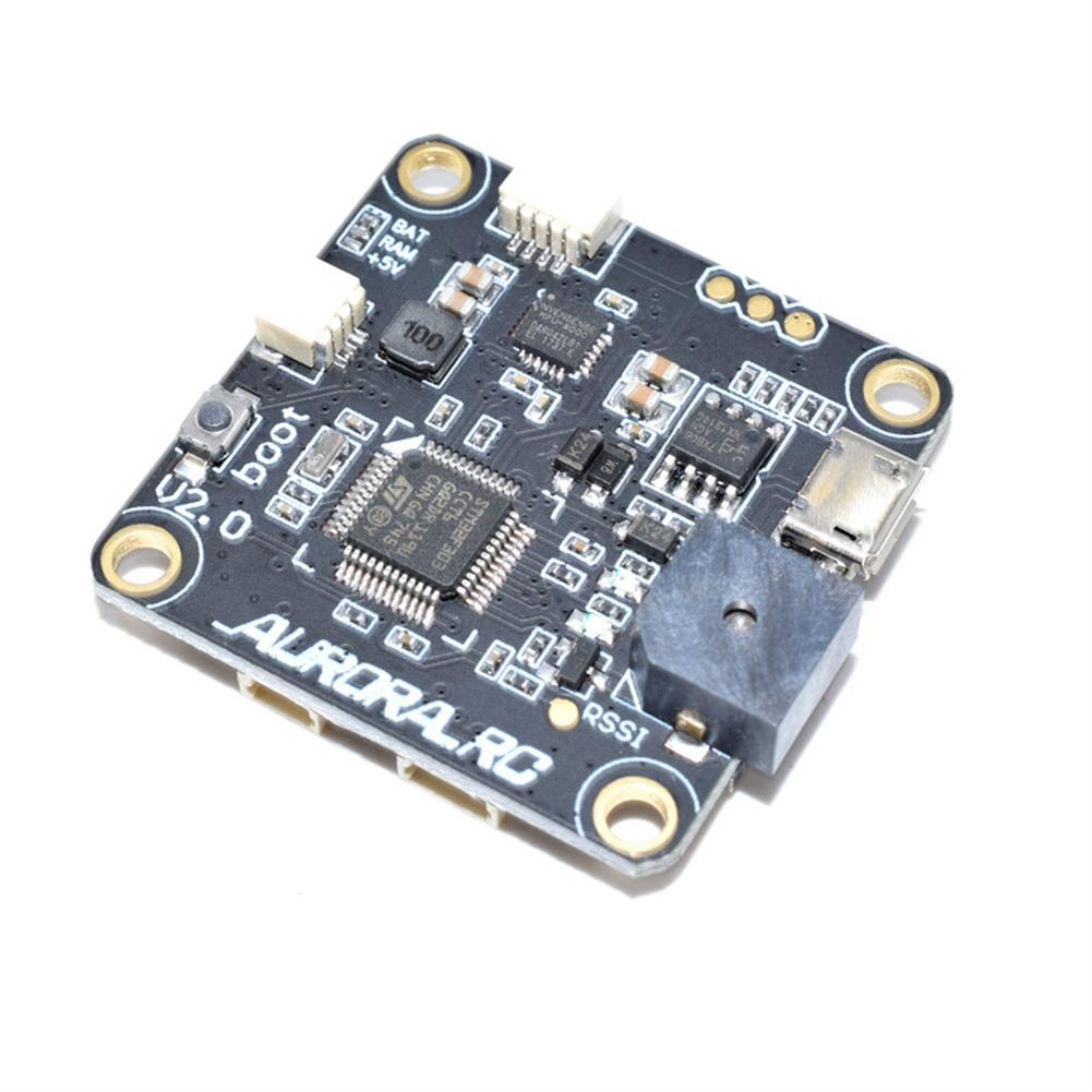 multi-rotor-parts AuroraRC 30.5*30.5mm AR-F3PRO Flight Controller Built-in OSD 5V/3A BEC for FPV RC Drone RC1293793 1